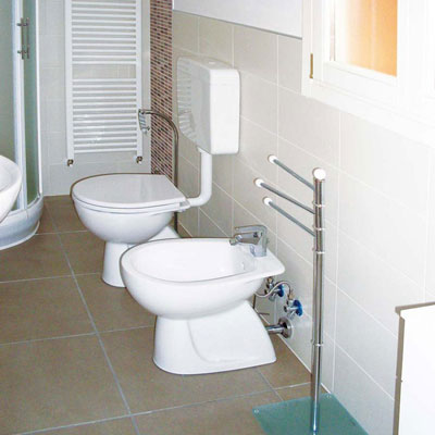 sanitary ware replacement