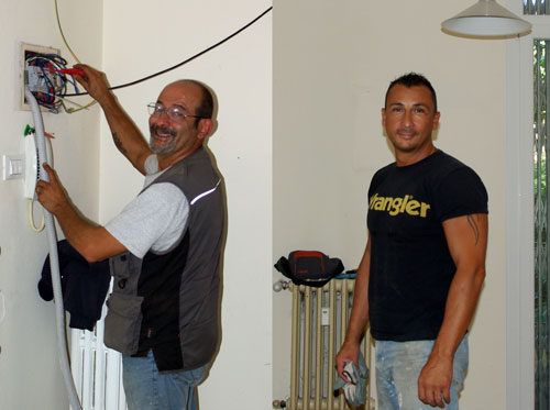home renovation service in Bologna: who we are