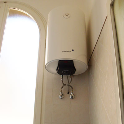 renovation of domestic hot water systems