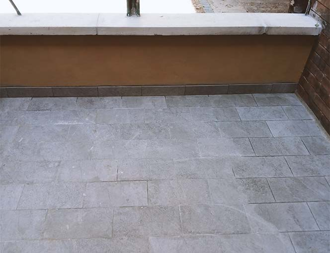 terrace waterproofing in Bologna