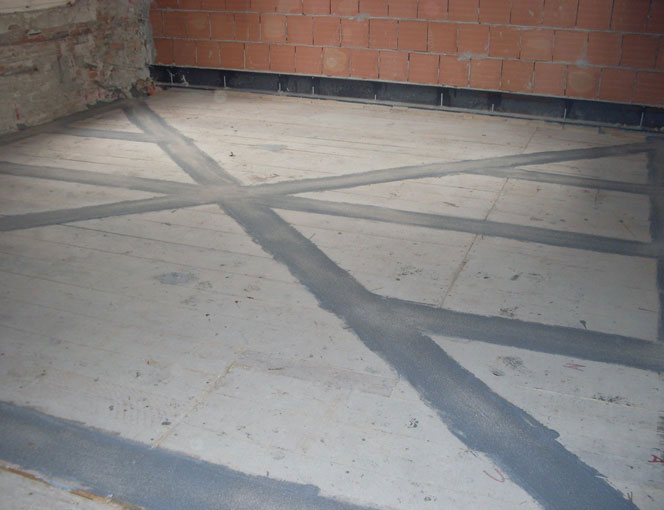 slab reinforcement in Bologna