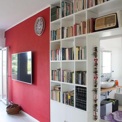 full flat modern renovation in Bologna